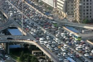 Traffic In File Modern Beijing Traffic Jpg