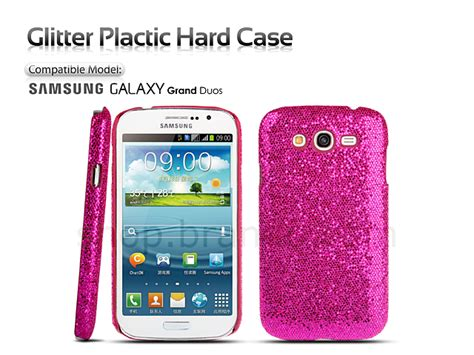 Samsung Grand Duos I9082 Softcase Chrome samsung galaxy grand duos i9082 glitter plastic