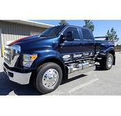 Ford F 650 Charity Truck Front 202084 Photo 1  Trucktrendcom
