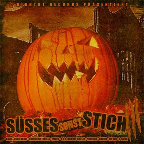 Stiche Im Nacken by Indizierte Rap Titel Ht031 Hirntot Records S 252 223 Es