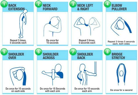 desk stretches at the office taxi on quot 12 desk stretches to reduce fatigue and