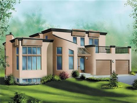 modern house plan big beautiful homes design home modern house plans