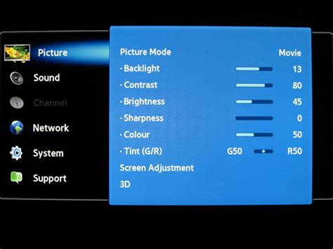 Auto Tuning A Samsung Tv by The Gallery For Gt Lcd Tv Back