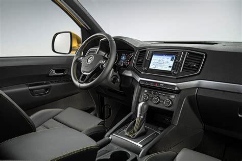 volkswagen tdi interior volkswagen v6 tdi amarok to get power and torque upgrade