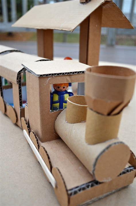 coolest toys     cardboard