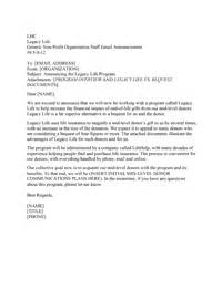 Sle Organizational Change Announcement by 1page 6 A Detailed Study On Organizational Change Letter Format Letter Format For Change Of