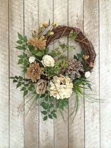 Grapevine Floral Design Home Decor The by 17 Best Ideas About Year Round Wreath On Pinterest