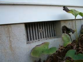 Here are two types of foundation vents there are many different