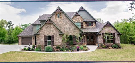 custom homes builder texas custom home builder thompson builders