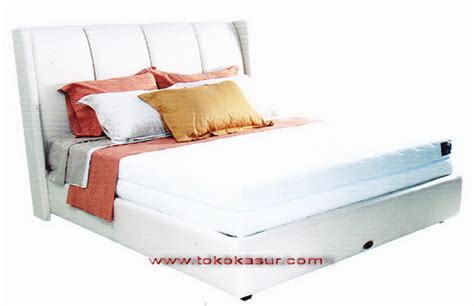 Theraspine Kasur Springbed Ultimate Spine Set 200x200 theraspine bed murah