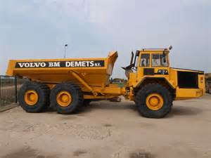 Volvo A35 For Sale Volvo A35