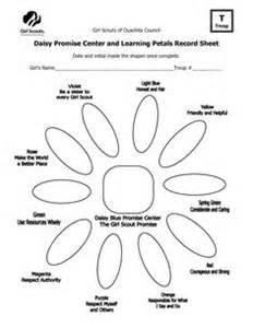 Petal Placement Template by 1000 Images About Scouts Petals Program Plans