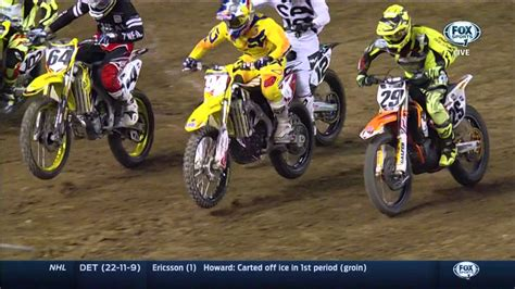 ama motocross videos v 237 deos do ama supercross 2015 phoenix brmx