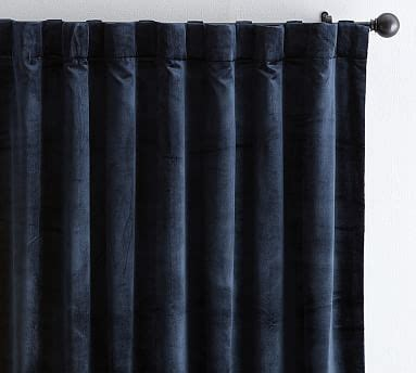 Navy Velvet Curtains 1000 Images About Drapes Curtains Gt Velvet On Indigo Master Bedrooms And Shopping