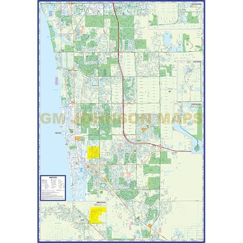 Collier County Fl Records Naples Marco Island Bonita Springs Collier County Florida Map Gm