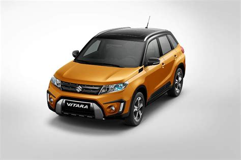 Suzuki New Car Launch In India Maruti Suzuki To Launch 2015 Vitara Suv In India In 2018