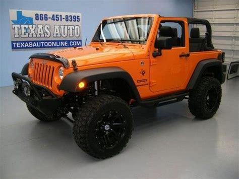 2012 Jeep Hardtop Sell Used We Finance 2012 Jeep Wrangler Sport 4x4 6