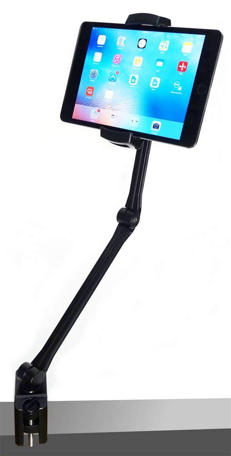 ipad headboard mount armbot jr 2 0 ipad tablet mount with c cl