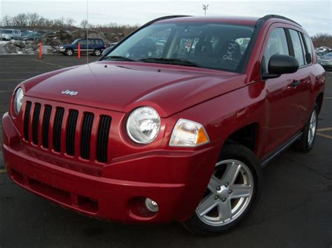 used 2007 jeep compass sport utility 8 999 00