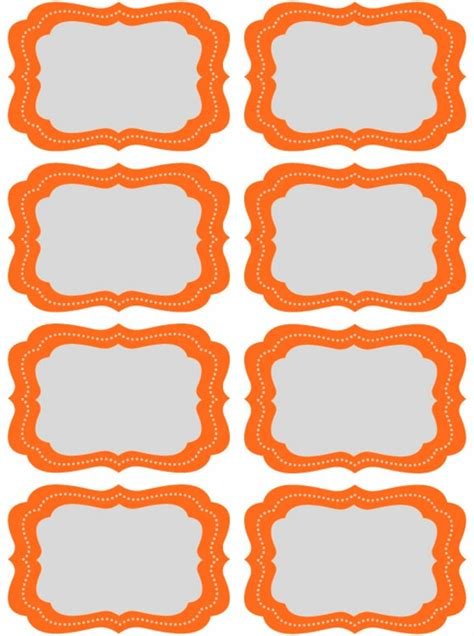 8 Best Images Of Candy Buffet Template Printable Blank Free Printable Candy Buffet Templates Labels Template Free