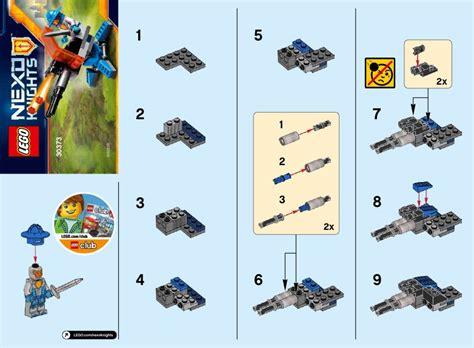 Lego 30373 Nexo Knights Knighton Hyper Cannon Polybag lego knighton hyper cannon 30373 nexo knights