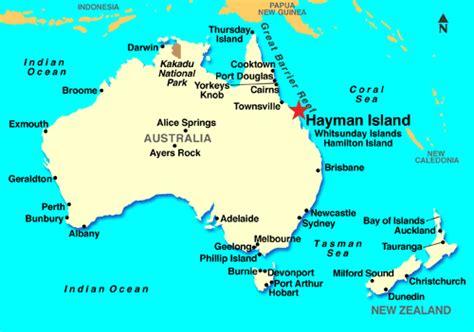 map of island and australia hayman island australia discount cruises last minute