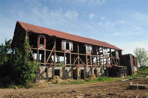 Blue Stone Barns What S New At Wood Natural Restorations