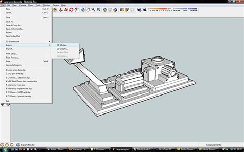 Tutorial Sketchup 3d Printing | 3d modeling for 3d printing 3dfizz a great 3d print