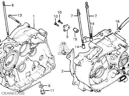 1974 honda xl 100 wiring diagram car repair manuals and