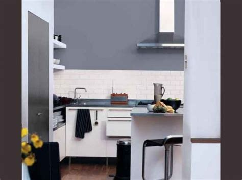d馗oration peinture cuisine couleur modele de peinture pour cuisine d co peinture pour