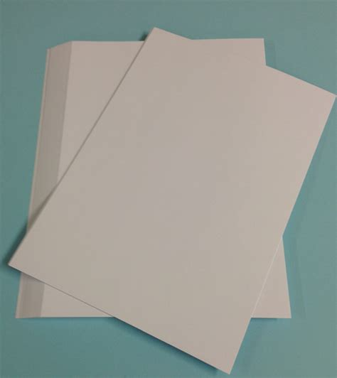 A4 Paper Craft - 250gsm gloss or silk a4 paper print by townsend