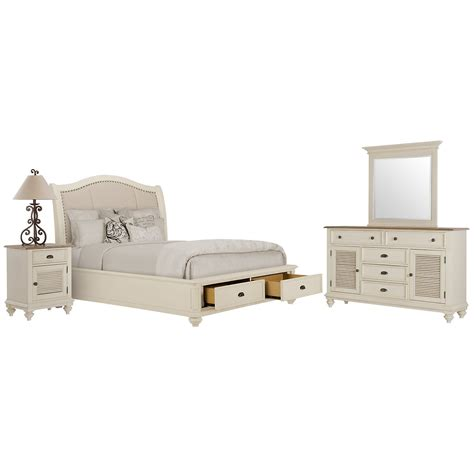 white upholstered platform bed city furniture coventry white upholstered platform
