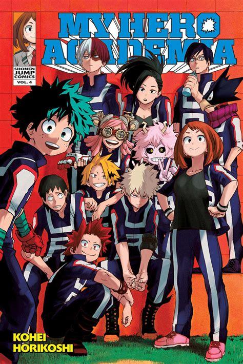 my hero academia 4 8491460950 my hero academia manga volume 4