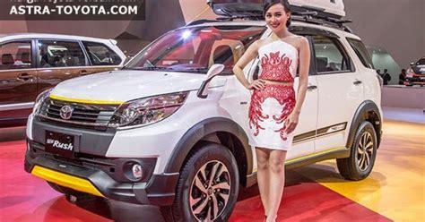 Exterior Mobil Cutting Stiker Trd Sportivo Grand Avanza Pendek harga toyota new tipe g trd sportivo ultimo 7 penumpang tahun 2017 di jakarta bogor