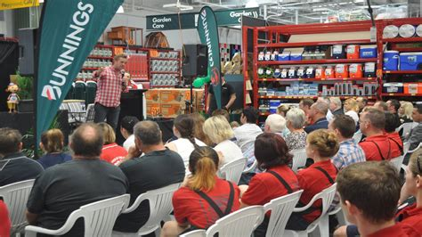 gallery bunnings warehouse cessnock grand opening the