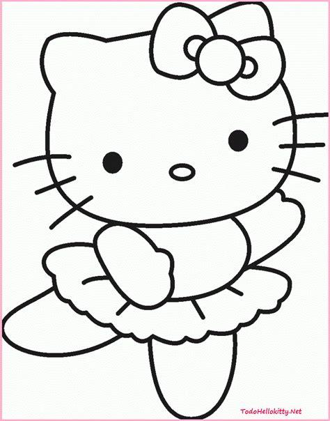 imagenes de kitty para iluminar dibujos para colorear de hello kitty todo hello kitty