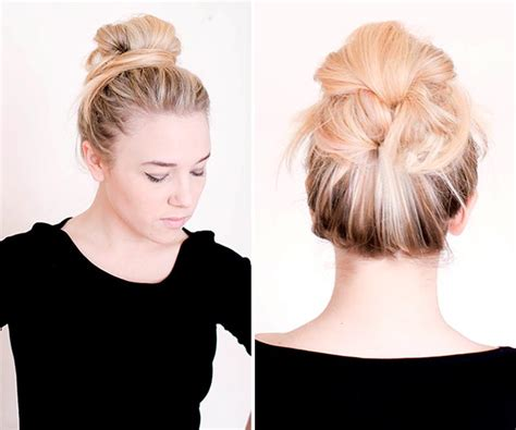 hairstyles to do with dirty hair pretty hairstyles for dirty hair days fashionisers