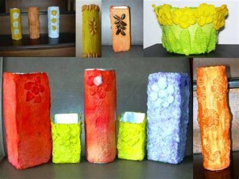 desain kemasan kerajinan limbah tekstil berbagi gagasan galeri kerajinan tangan bubur kertas