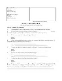 South Carolina Home Plans california notice of completion form legal forms and