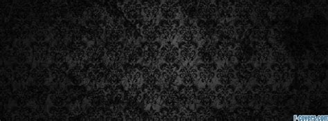 black pattern cover textures facebook covers