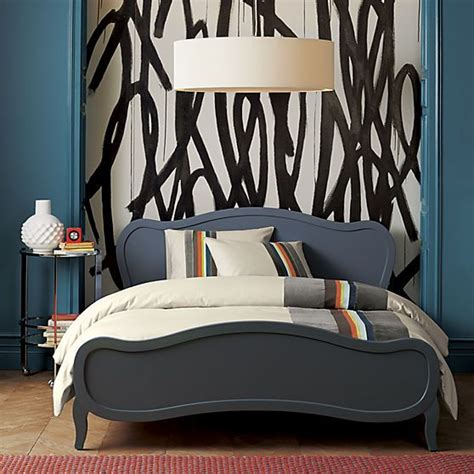 cb2 headboard deuce bed in bedroom furniture cb2 decorating ideas