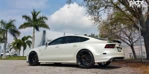 audi a7 custom wheels niche essen m147 21x10 5 et 32