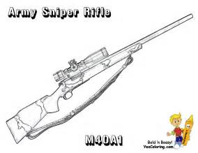 gun coloring pages gusto coloring pages to print army army free