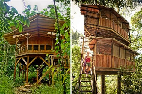 treehouse community finca bellavista a sustainable treehouse community costa