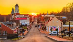 small towns 5 small towns in tennessee to put down roots in movoto