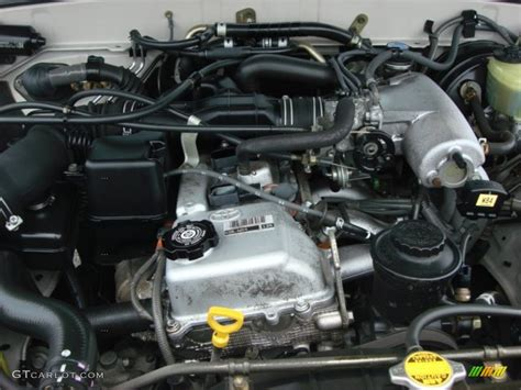 Toyota 4runner Engine 2001 Toyota 4runner Engine 2001 Free Engine Image For