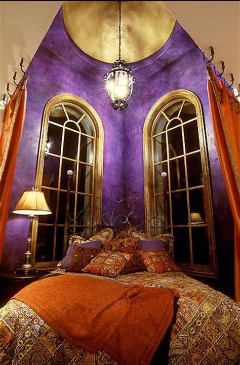 Purple And Orange Bedroom Decor by 7 Beautiful Indian Inspired Bedrooms