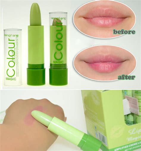 green color changing lipstick magic new temperature color changing lipstick moisturing