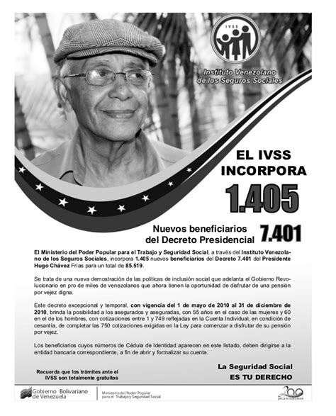 pensionado por decreto 2016 1 402 nuevos pensionados beneficiados por el decreto 7 401