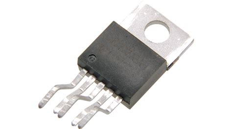 Lm2576hvt Lm2576 Adj switchregulator ic to 220 5 lm2576 adj instruments lm2576hvt adj lf03 k 248 b elfa